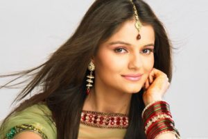 Rubina Dilaik an Actress in Bollywood Serials in Indian Film Industry and Images